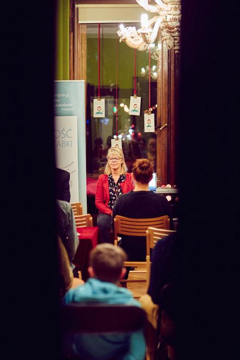 Spotkanie z czytelnikami