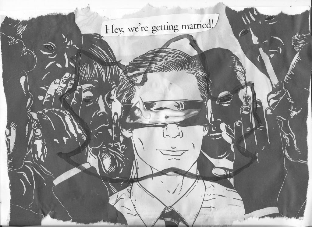 """ilustracja z książki """"Kobieta na wolności"""""""